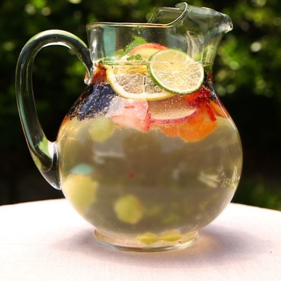 Fruit Spritzer | POPSUGAR Food