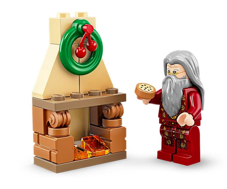 dumbledore at the fireplace lego harry potter and star. Black Bedroom Furniture Sets. Home Design Ideas