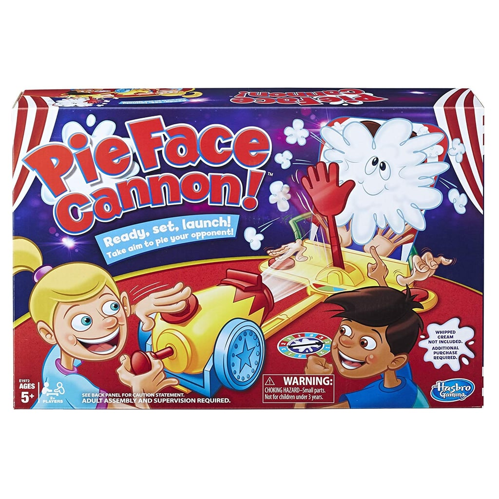 Pie face cannon best board games for kids 2018 popsugar moms pie face cannon solutioingenieria Gallery