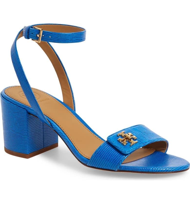 07fe7e6e0d8 Tory Burch Kira Block Heel Sandals