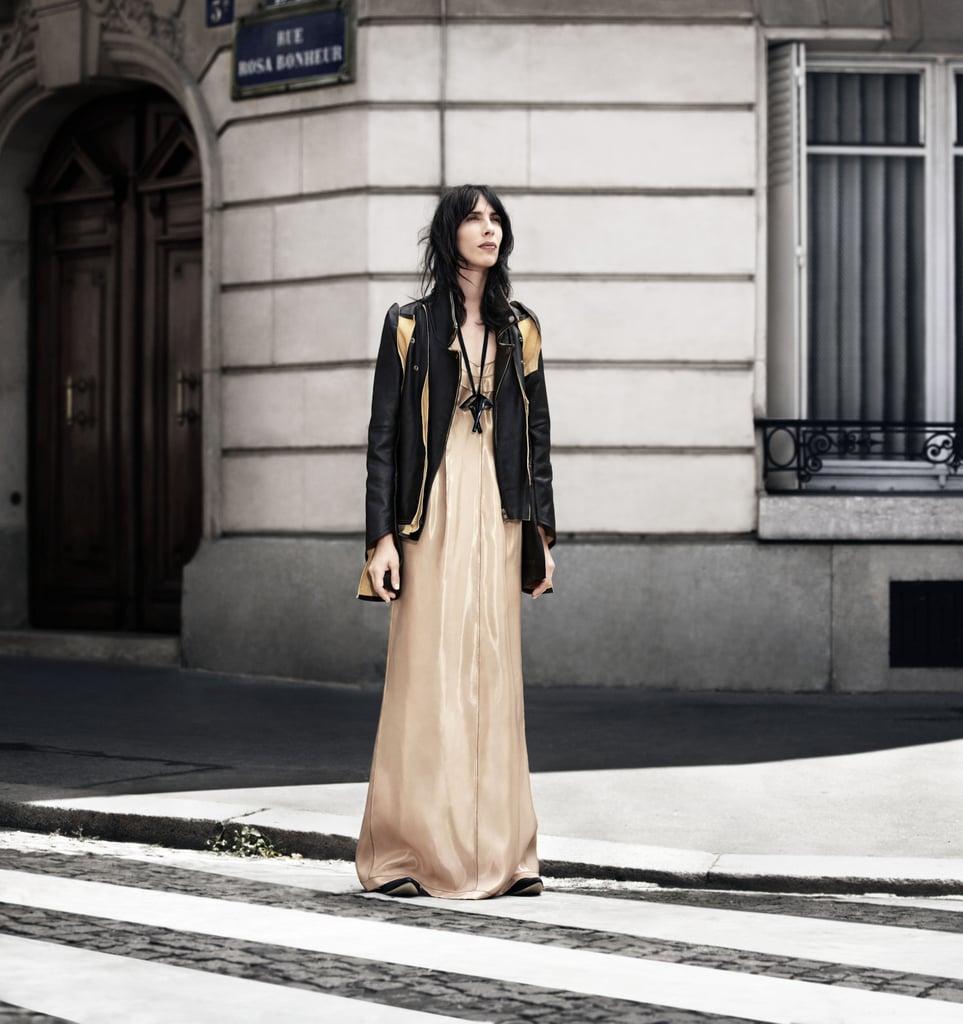 The Maison Martin Margiela for H&M campaign.