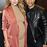 Chrissy Teigen and John Legend Keep the Sweet Moments Coming at Her Cookbook Signing