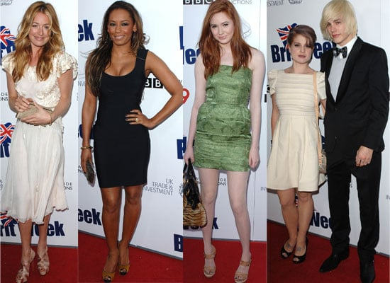 Photos From the Launch of BritWeek 2010 With Karen Gillan, Kelly Osbourne, Cat Deeley, Helen Mirren, Luke Worrell, Stephen Fry