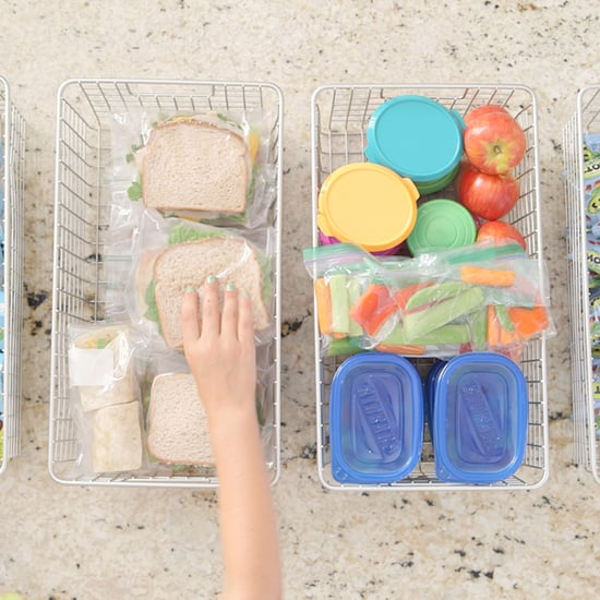 4 Steps to Get Your Kids Packing Their Own Lunches