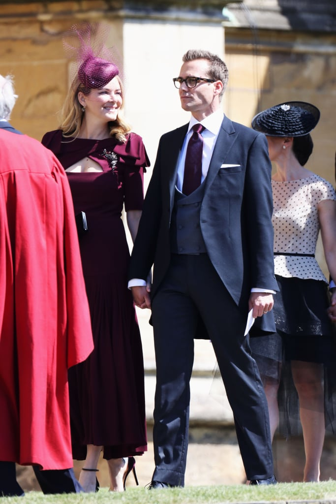 suits cast at the royal wedding 2018 popsugar