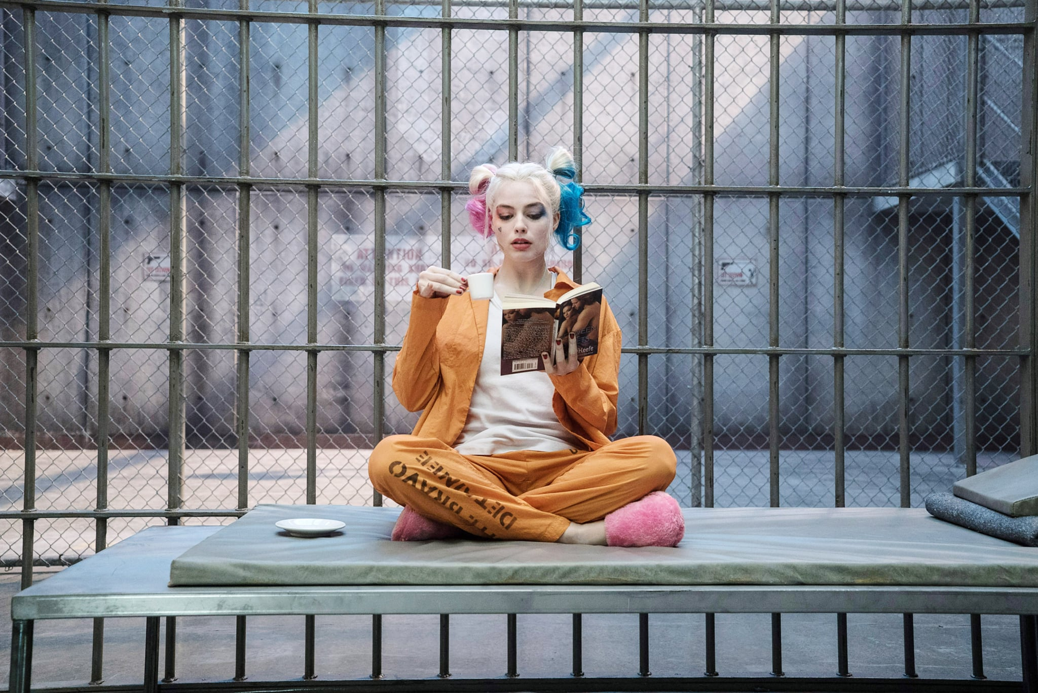 SUICIDE SQUAD, Margot Robbie, 2016. ph: Clay Enos /  Warner Bros. /Courtesy Everett Collection
