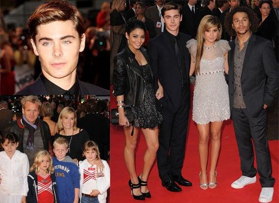 08/10/08 High School Musical 3 London Premiere