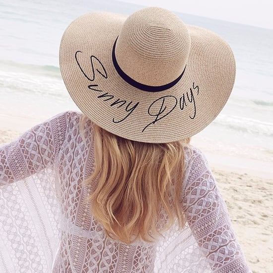 Where to Buy Slogan Straw Sun Hats