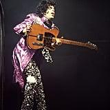 Performing in Detroit in 1984.