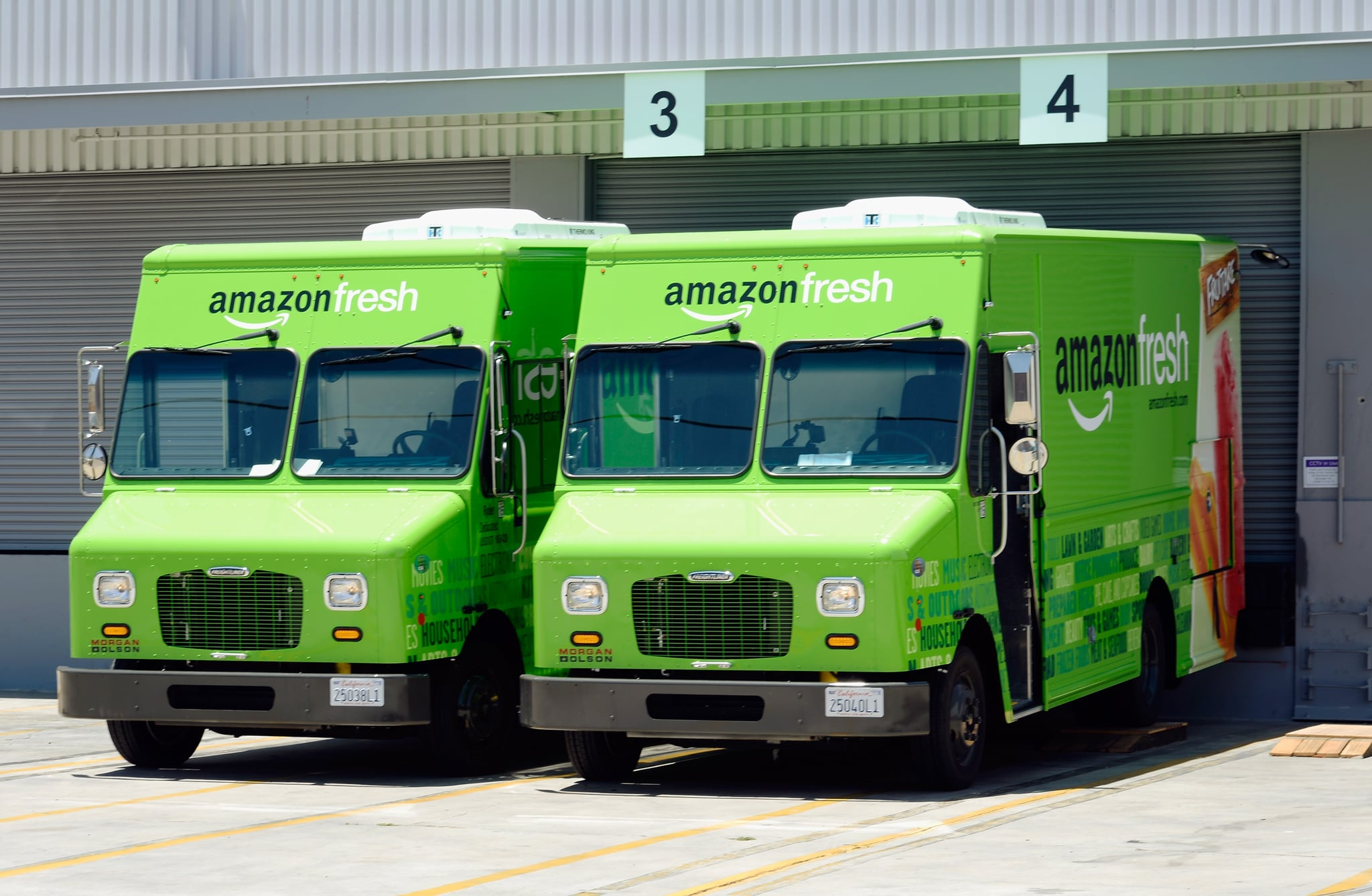 Amazon planning brick-and-mortar grocery business