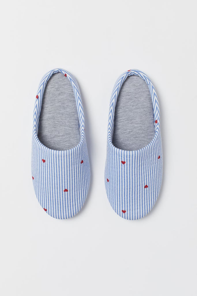 H&M Patterned Slippers