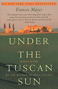 Summer Reading: Under The Tuscan Sun