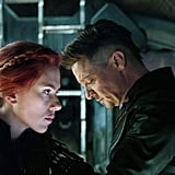 Black Widow's Hair in Avengers Endgame Theory