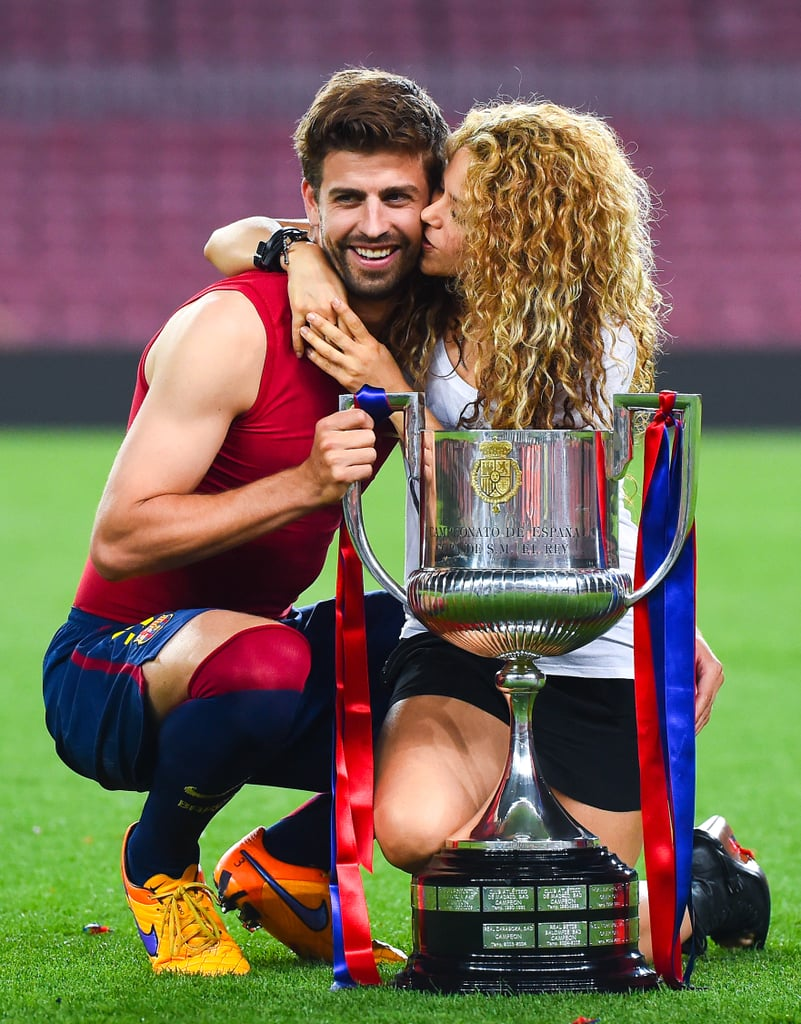 You'll Swoon Over These 29 Adorable Pictures of Shakira and Gerard Piqué