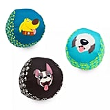 Disney Dogs Pet Toy Ball Set