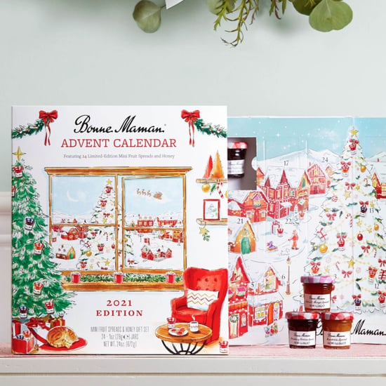 Bonne Maman Is Selling a Jam Advent Calendar For the Holiday