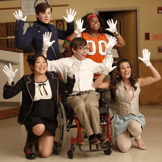 Kevin McHale Talks About Glee April 2019