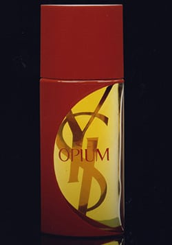 YSL Opium Anniversary New Collectors Limited Edition Bottle
