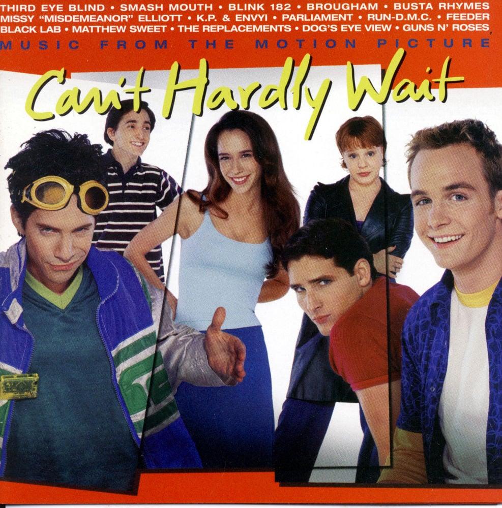 """movie soundtracks, Another popular soundtrack from the '90s is """"It's Tricky"""" by Run-D.M.C from Can't Hardly Wait"""