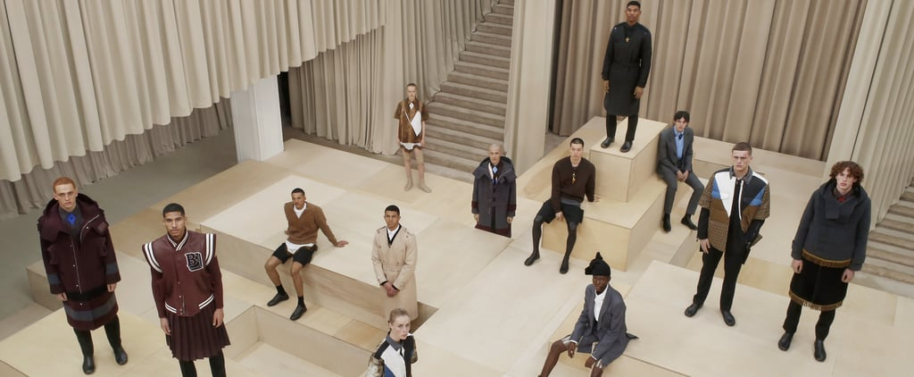 Burberry's Fall 2021 Collection Pays Homage to the Outdoors