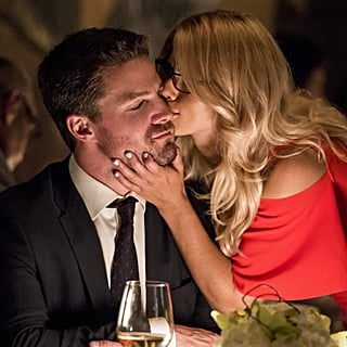 Oliver and Felicity, Arrow