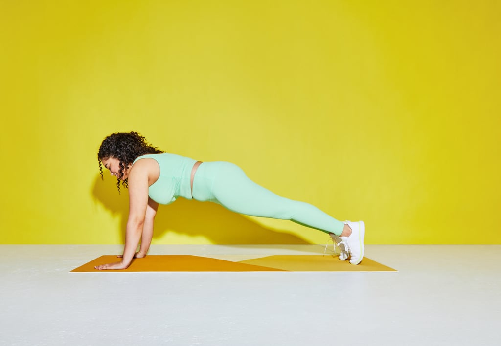 20-Minute Upper Body and Core Workout From Charlee Atkins