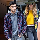 Gigi Hadid and Zayn Malik's Cutest Pictures