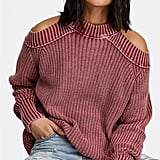 Free People Half-Moon Bay Pullover Sweater