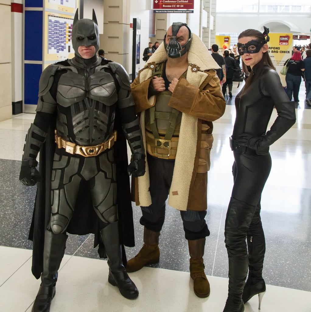 batman bane and catwoman bucket list halloween costumes popsugar smart living photo 11 - Halloween Costumes Bane