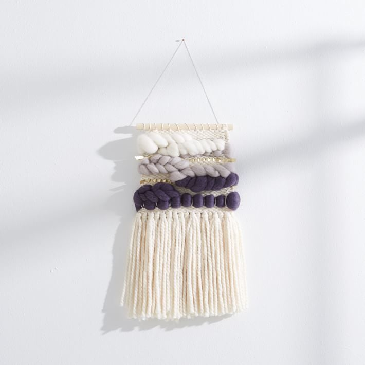 Shop woven wall hangings popsugar home