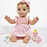 Luvabella Interactive Baby Doll ($100; available Oct. 1)