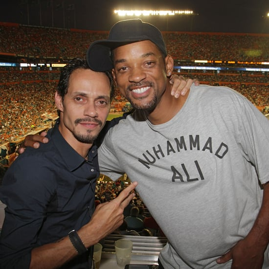 Will Smith's Salsa Lesson With Marc Anthony