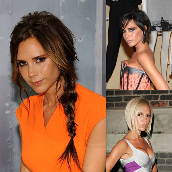 Victoria Beckham's 14th Wedding Anniversary: See Her Top Hair Looks!