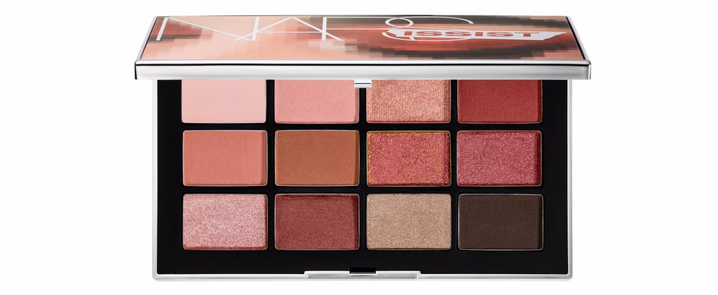 Nars Is Launching a Rose Gold Eye Shadow Palette, and Oh My God