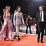 The King Premiere at the Venice Film Festival, September 2019