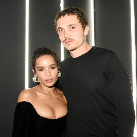 Zoë Kravitz and Karl Glusman Engaged