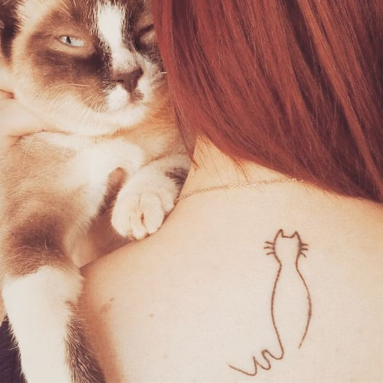 Pretty Pet Tattoos