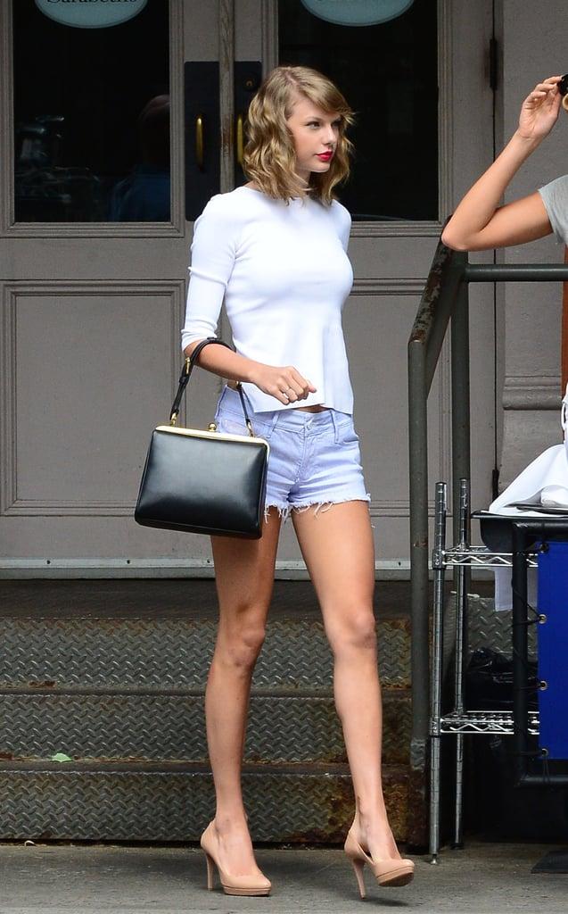 Taylor Swift's Best Bags