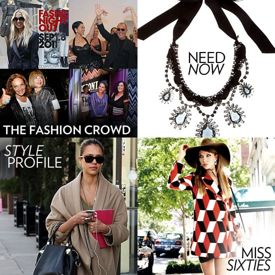Fab Recap — Fashion's Night Out, Fall's Best Tops and Trinkets, and More!