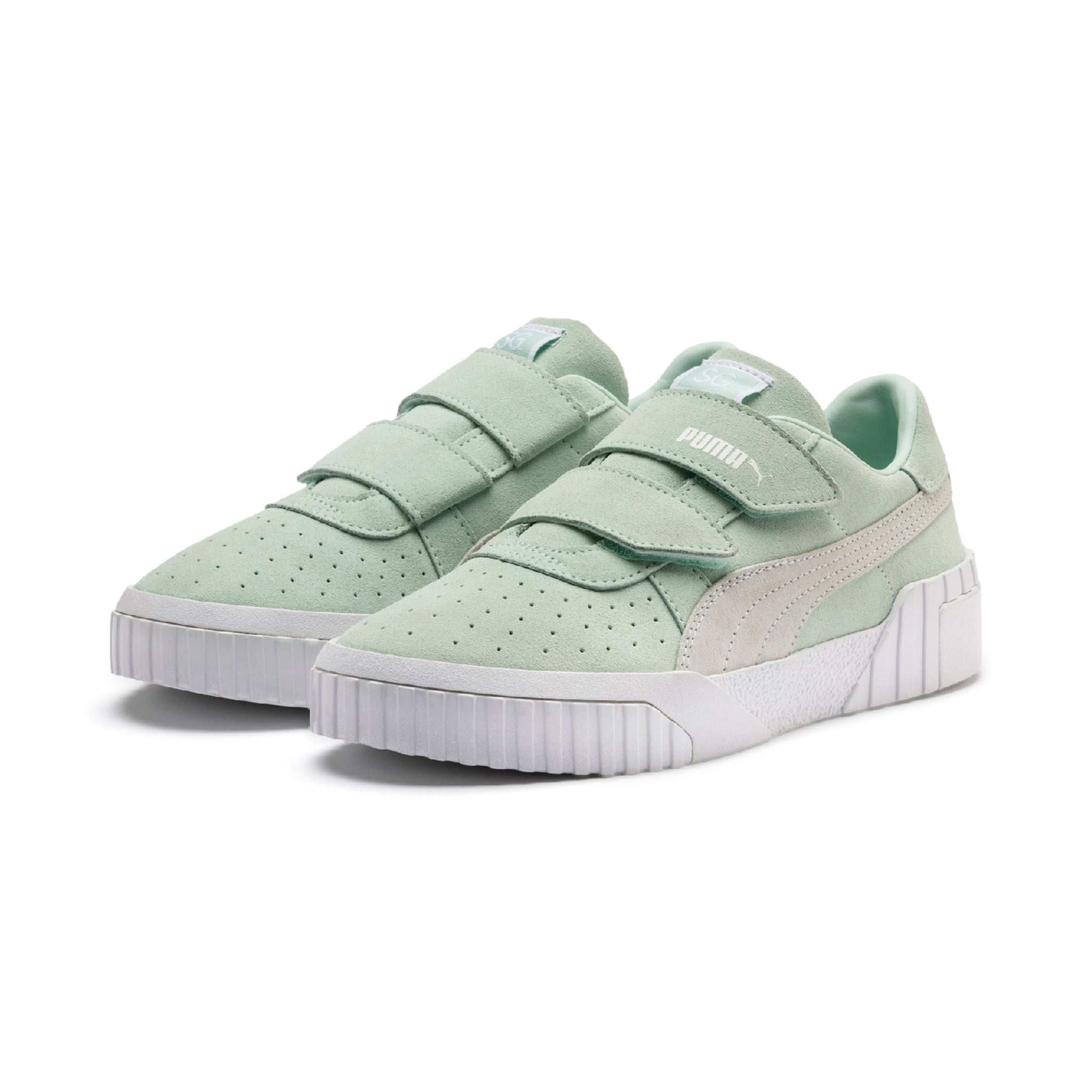SG x Cali Suede Women's Sneakers   For Her Second Puma