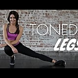Dance Workout For Toned Legs