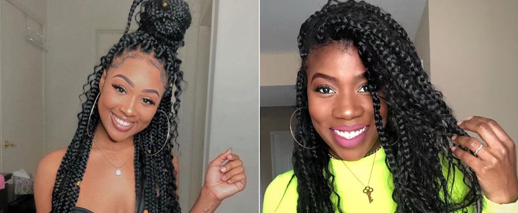 Best Bohemian Box Braids Hairstyle Ideas