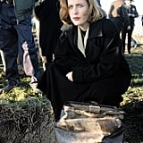And Scully Was Never Afraid to Get Her Outfit Dirty