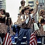Ferris Bueller's Day Off Cast Reunion With Josh Gad | Video