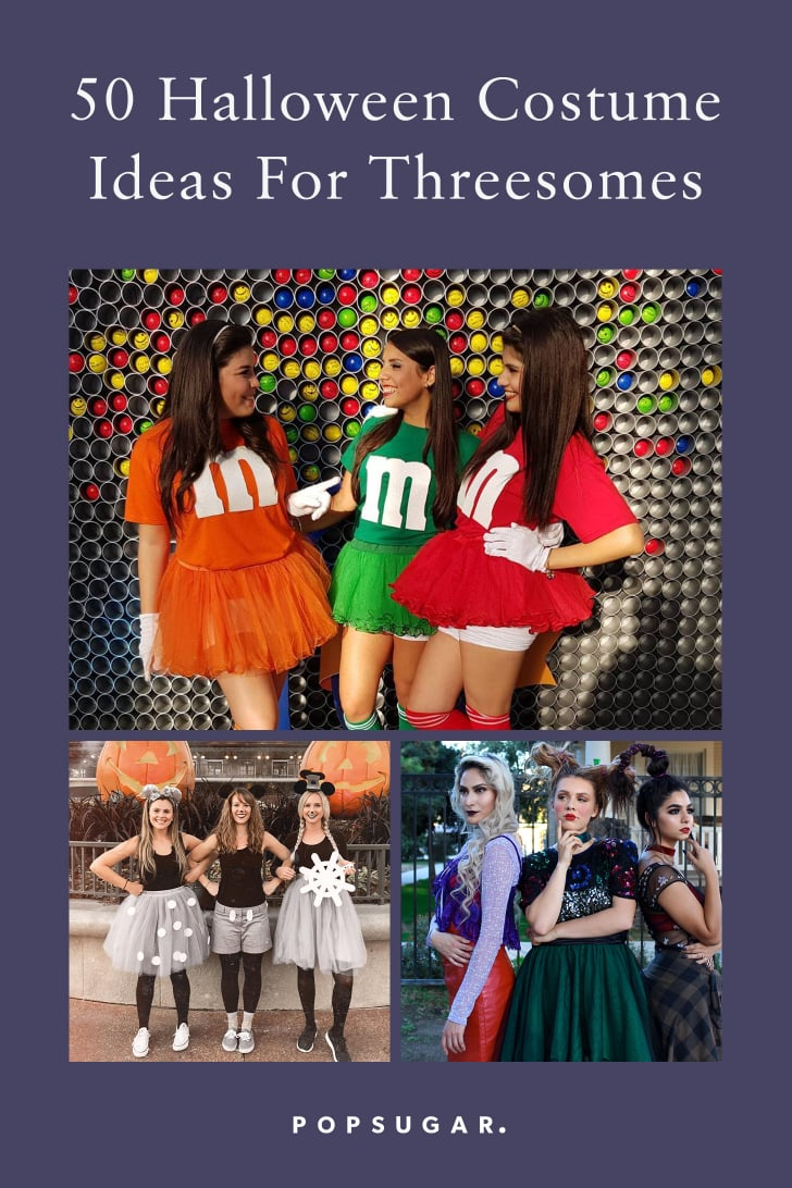 Halloween Costumes For Groups of 3