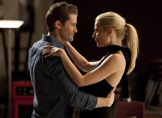 """New Pictures From Glee Episode """"Sexy"""" With Gwyneth Paltrow"""