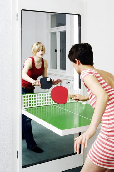 Love It or Hate It? Ping-Pong Door