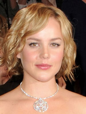 Abbie Cornish at 2010 Costume Institute Gala
