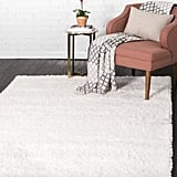 Andover Mills Lilah Cream Area Rug