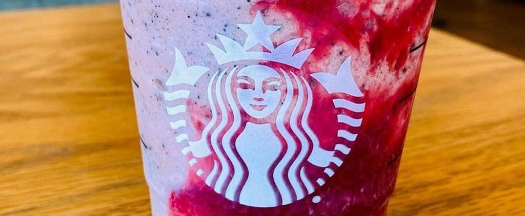 Starbucks Secret Menu Valentine's Day Love Bug Frappuccino